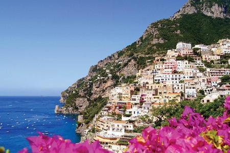 Full-day Sorrento, Amalfi Coast, and Pompeii Day Tour from Naples