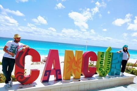 Compras en Cancún y recorrido por la ciudad incluidas las ruinas mayas de El Meco