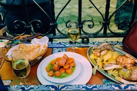 Gastronomische tour door Triana met tapas in Sevilla