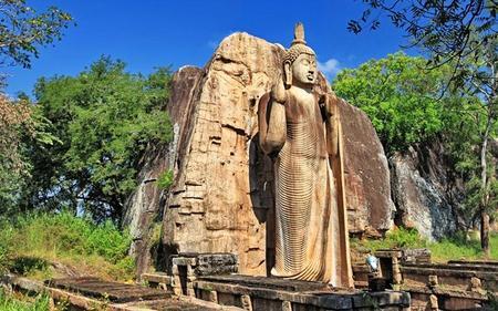 Tour de día completo a la ciudad antigua de Polonnaruwa