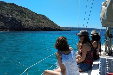 Gita in barca di mezza giornata a Palma di Maiorca