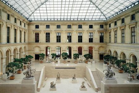 Saltafila tour del Museo del Louvre con audioguida