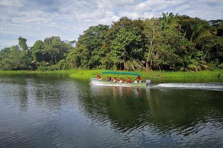 Paseo ecológico en bote por el Canal de Panamá y La Jungla