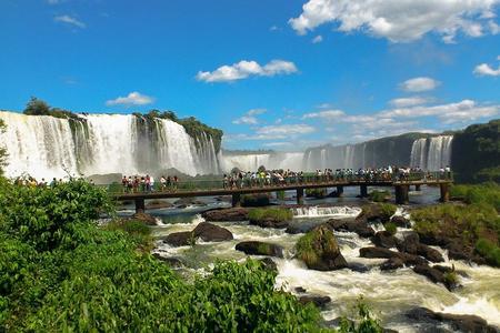Excursión al lado brasileño de las Cataratas del Iguazú desde Puerto Iguazú