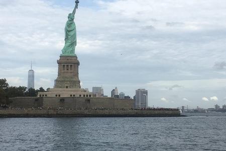 Statua della libertà e crociera panoramica di Ellis Island