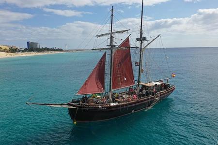 Pirate Adventure Boat Tour in Fuerteventura