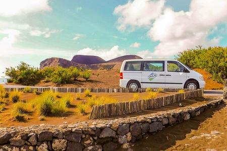 Excursão de meio dia (4h) - Ilha do Faial