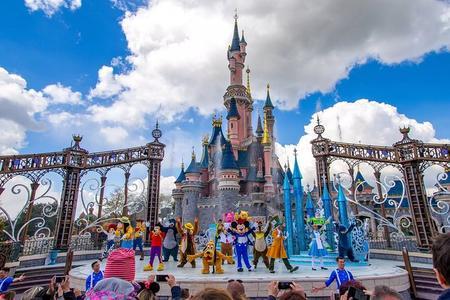 Entradas sin colas a Disneyland Paris