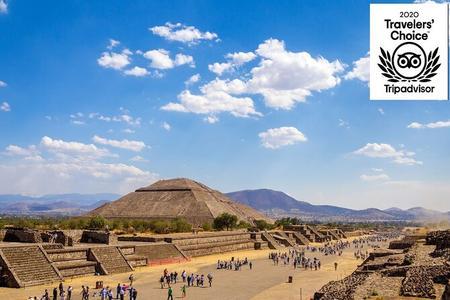 Teotihuacán al Amanecer con Arqueólogo y Degustación de Tequila