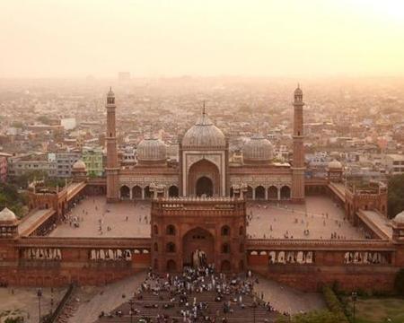 DELHIMANÍA. Dos días completos descubriendo Delhi. Opcional guía en castellano y vehículo privado.