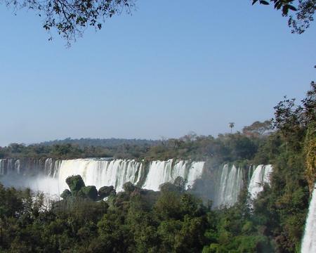Tour de medio día Cataratas del Iguazú - servicio compartido