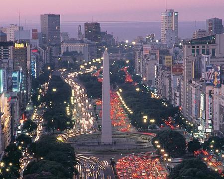 Tour medio día Ciudad de Buenos Aires - Servicio compartido