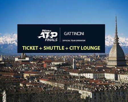 Nitto ATP Finals Ticket & Exclusive Services PLUS - 16 nov. 2021