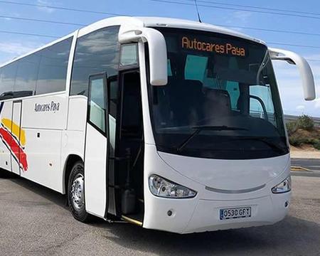 Bus La Savina - Illetes