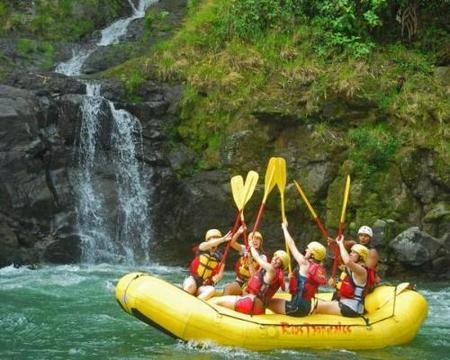 Tagesausflug: Pacuare Rafting