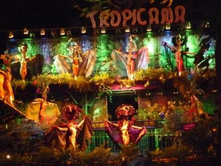 Tropicana Show - 2. Kategorie - Paradies unter den Sternen