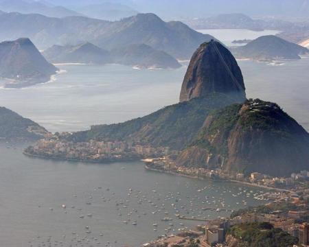 Halbtagestour Zuckerhut & Downtown Rio