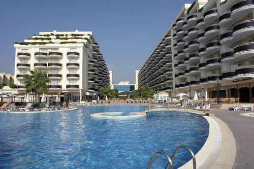 Hotel & Spa Peñíscola Plaza Suites,