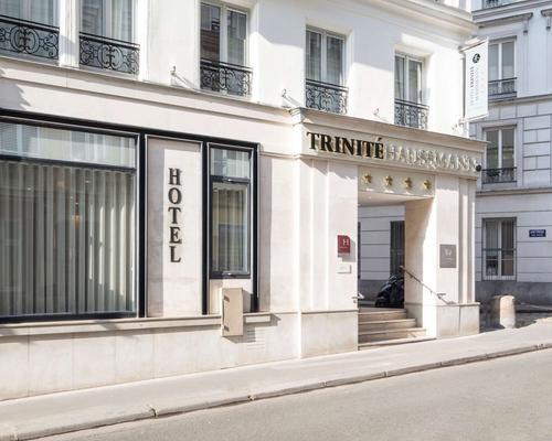 Hôtel Trinité Haussmann, Imagen destacada