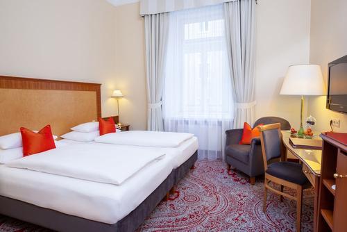 Hotel Kaiserhof Wien, Imagen destacada