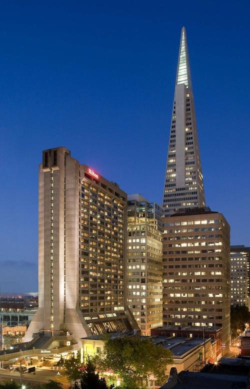 Hilton San Francisco Financial District, Profilbild