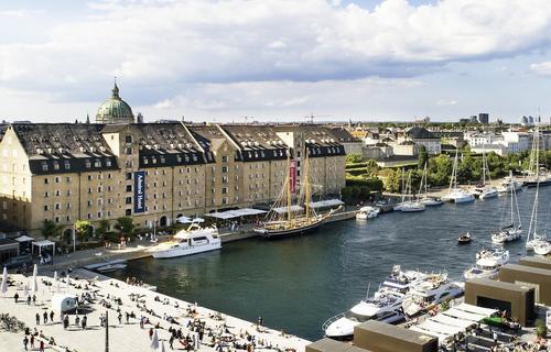 Copenhagen Admiral Hotel, Immagine fornita dalla struttura