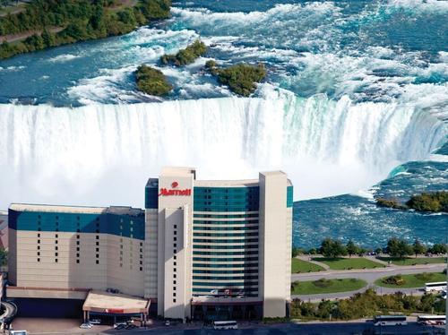 Marriott Niagara Falls Fallsview Hotel & Spa, Imagen destacada