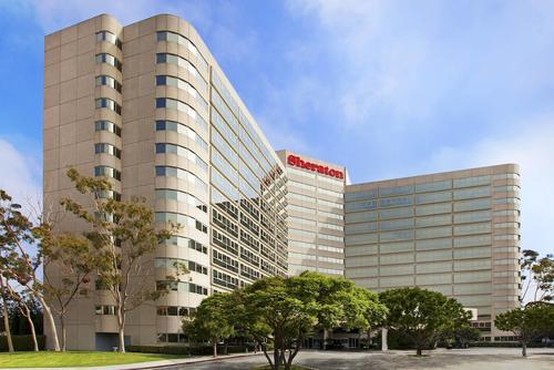 Sheraton Gateway Los Angeles Hotel, Imagen destacada