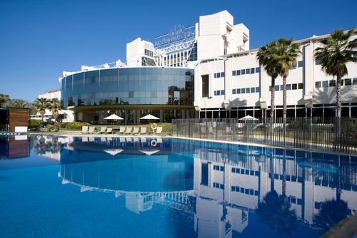 Hotel Silken Al Andalus Palace, Hoofdafbeelding