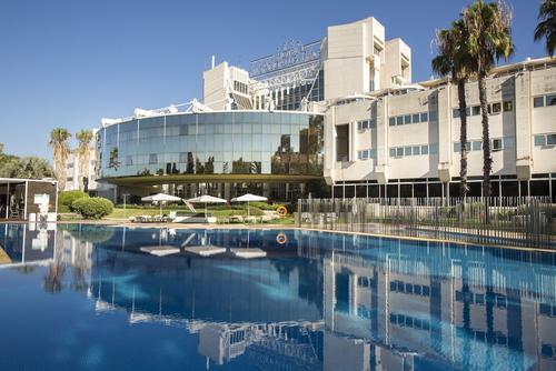 Hotel Silken Al Andalus Palace, Imagen destacada