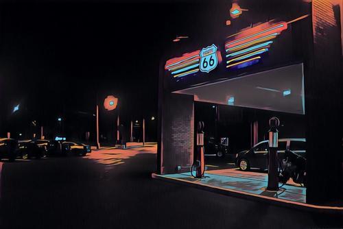 Route 66 Hotel, Springfield, Illinois, Profilbild