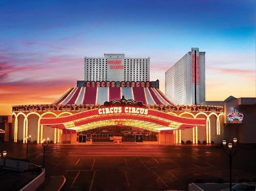 Circus Circus Hotel, Casino & Theme Park, Imagen destacada