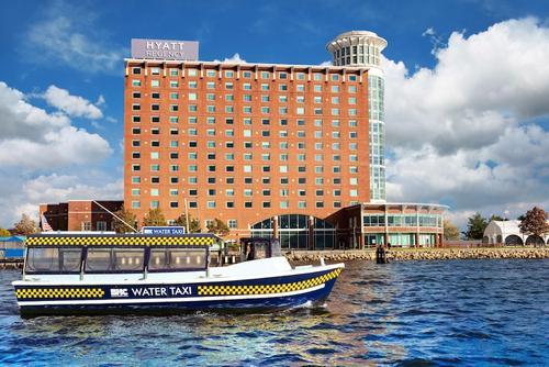 Hyatt Regency Boston Harbor, Imagen destacada