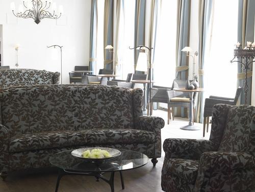 Hotel Kong Arthur, Salón del vestíbulo
