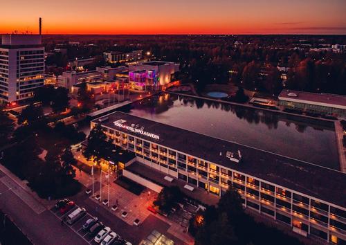 Original Sokos Hotel Tapiola Garden, Featured Image