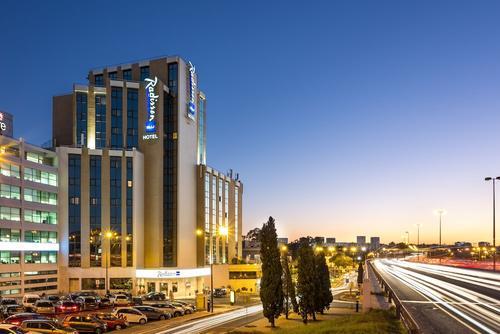 Radisson Blu Hotel, Imagem em destaque