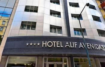 Hotel Alif Avenidas,