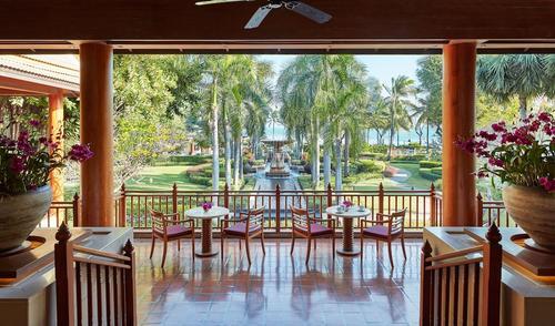Hyatt Regency Hua Hin, Lobby