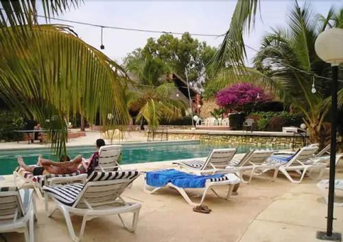 Hôtel Les Bougainvillées Saly Sénégal, Featured Image