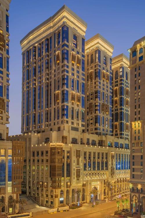 Jabal Omar Hyatt Regency Makkah, Featured Image