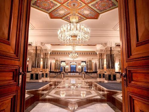 Ciragan Palace Kempinski, Lobby