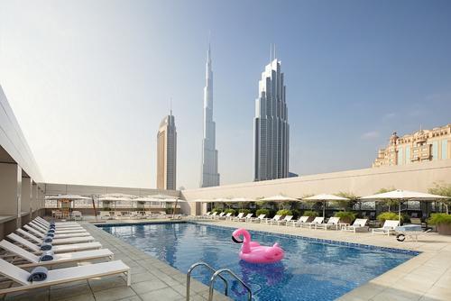 Rove Downtown Dubai, Profilbild