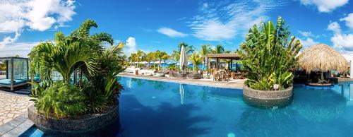 Delfins Beach Resort, Hoofdafbeelding