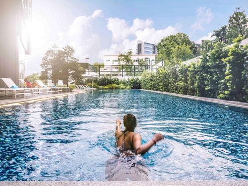 Mercure Singapore On Stevens, Profilbild