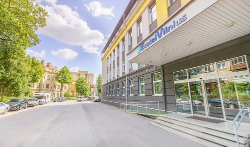 Ecotel Vilnius, Featured Image