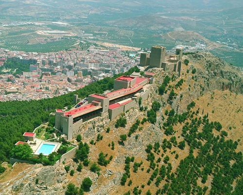 Parador de Jaén, Imagen destacada