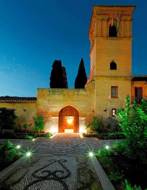 Parador de Granada Hotel, Imagen destacada