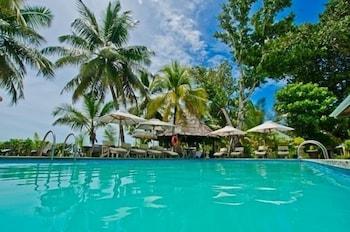 Indian Ocean Lodge, Imagem em destaque