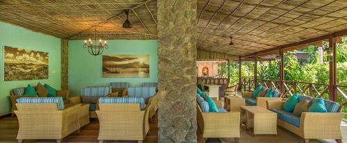 Paradise Sun Hotel, Lobby