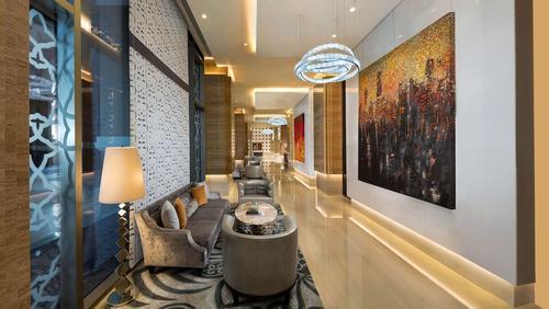 Kempinski Mall Of The Emirates, Lobby